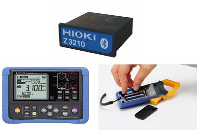 日置電機株式会社「HID対応ワイヤレスアダプタZ3210」